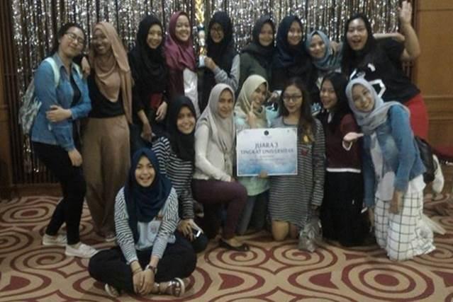 Team Tari Saman Universitas Esa Unggul Meraih Juara 3 Lomba Tari Saman Tingkat Nasional The 4 th Seismograf