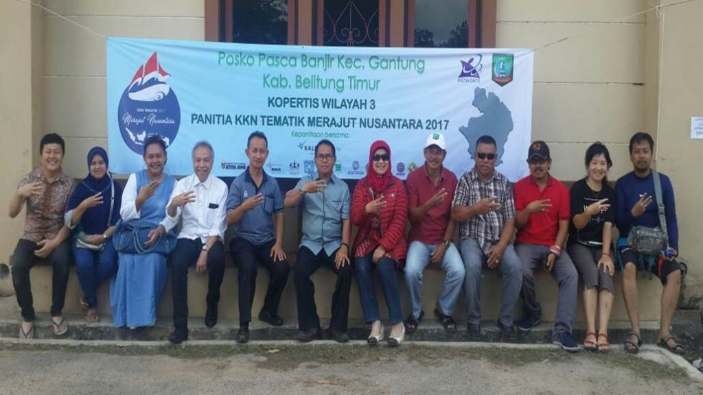 Universitas Esa Unggul Bersama Kopertis Wilayah III Jakarta