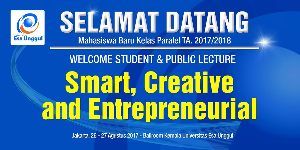 Welcome Student Program Paralel 2017