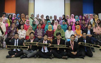 Nutrition Department held a Judicium Ceremony in Academic Years 2016/2017