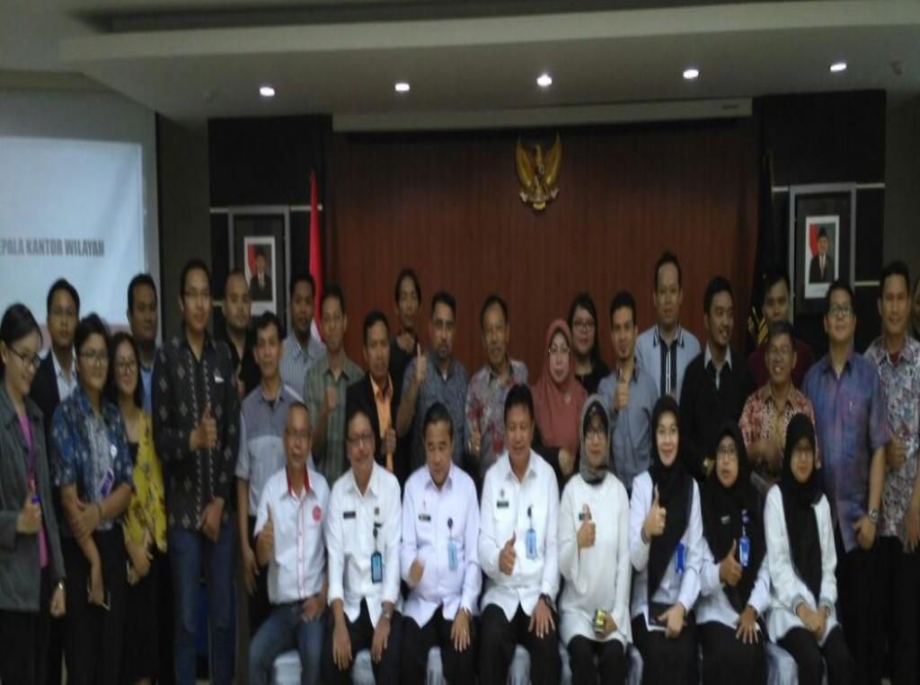 Rapat Koordinasi tingkat Kanwilkemenkumham Provinsi DKI Jakarta bersama BPHN