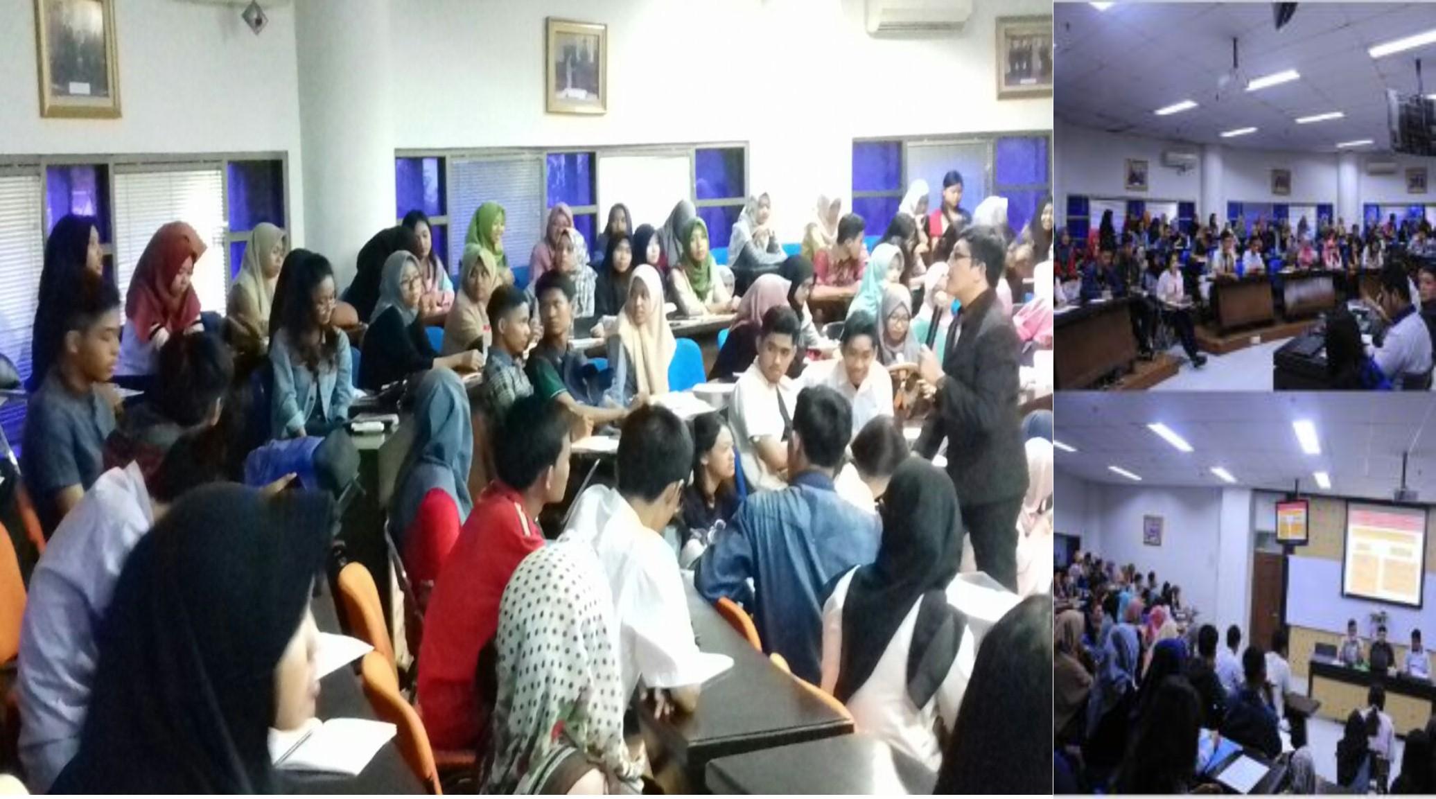 Suasana Saat Sosialisasi PKM 2017