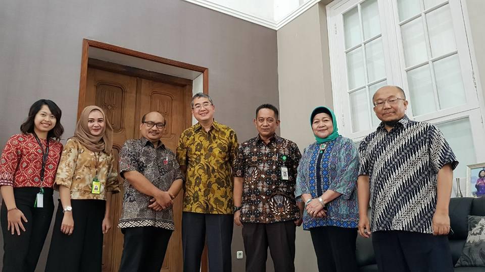 Universitas Indonesia Teken MOU dengan Universitas Esa Unggul