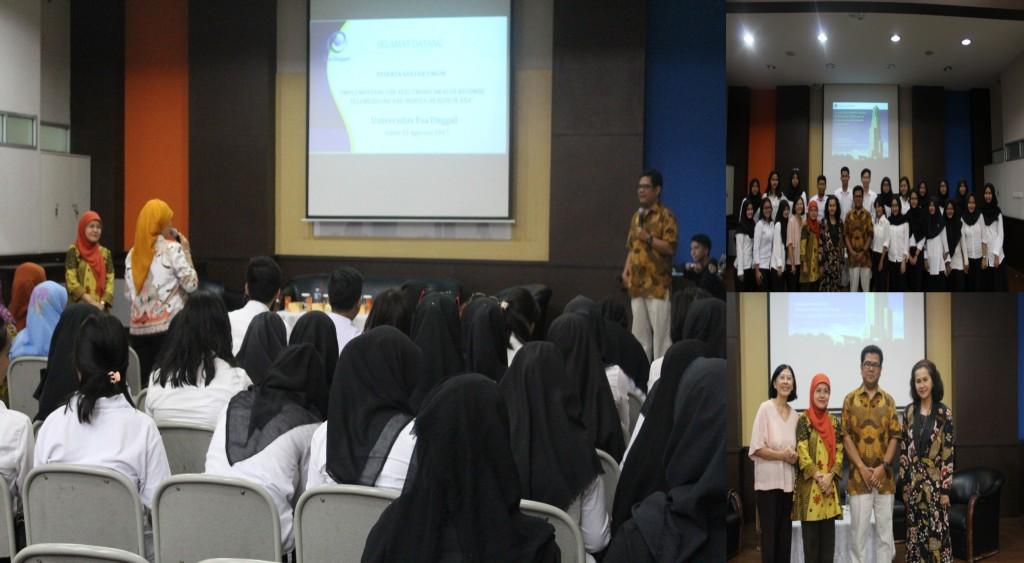 Suasana Saat Seminar Manajemen Informasi Kesehatan