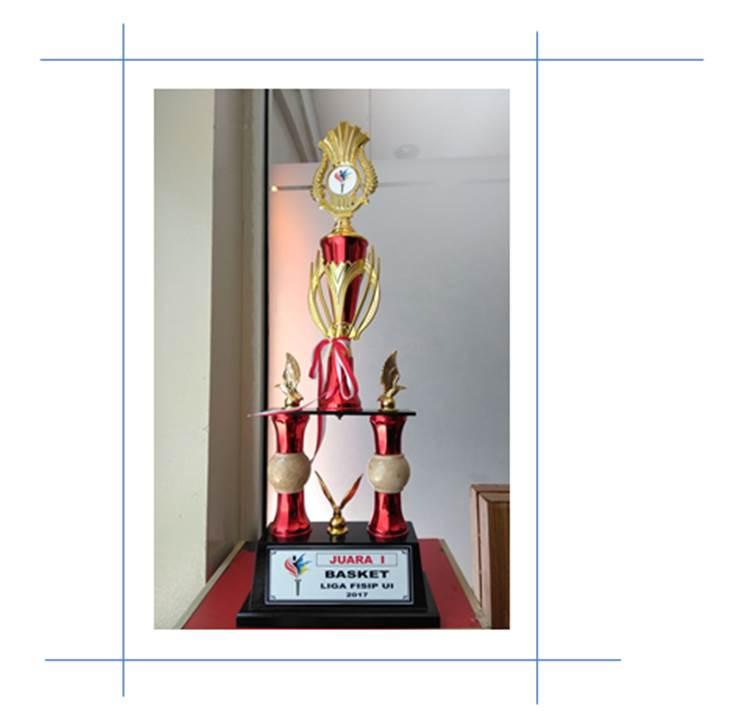 Juara 1 Liga FISIP Universitas Indonesia