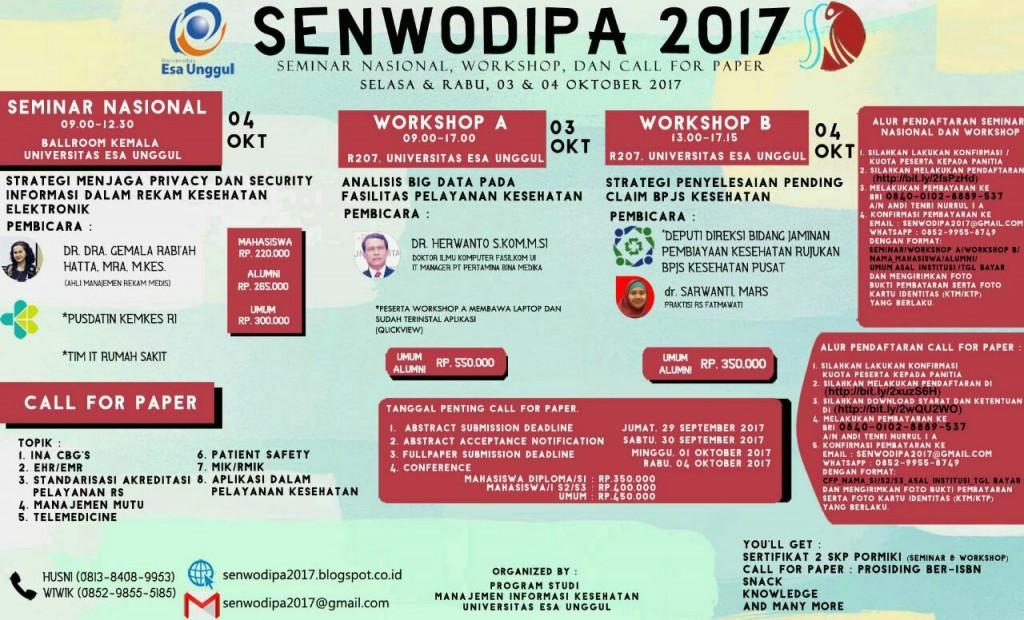 SENWODIPA 2017