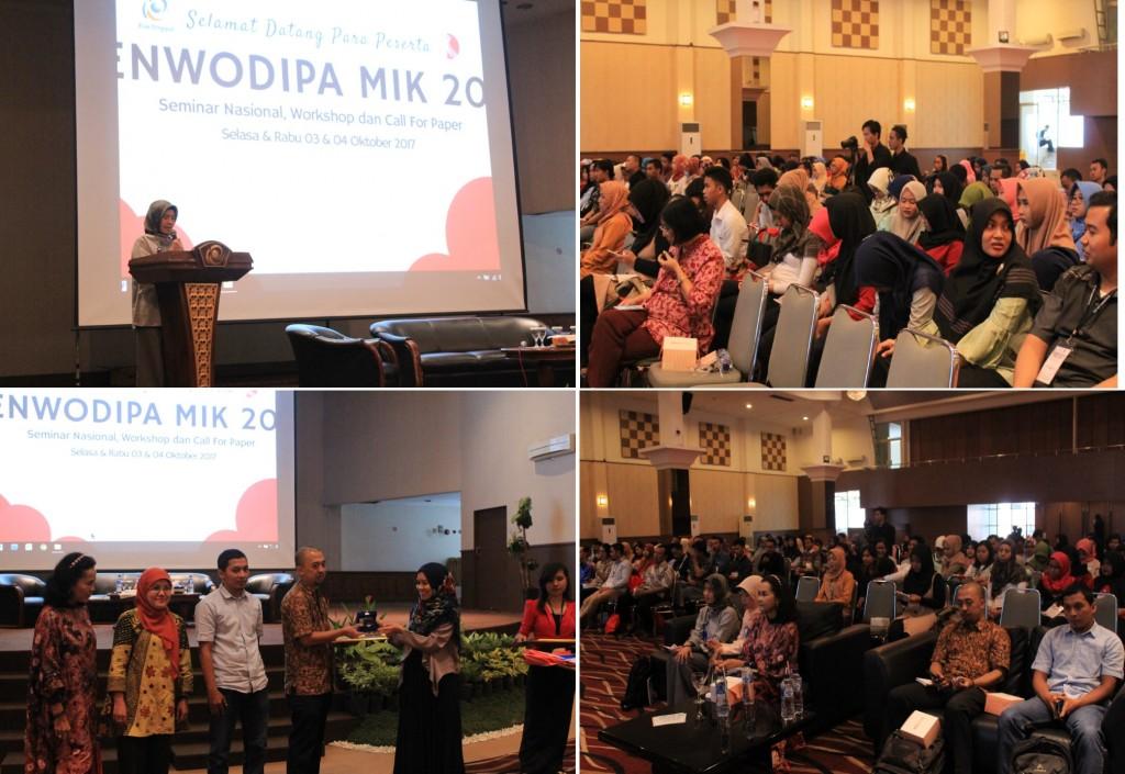 Suasana Saat Seminar Senwodipa 2017