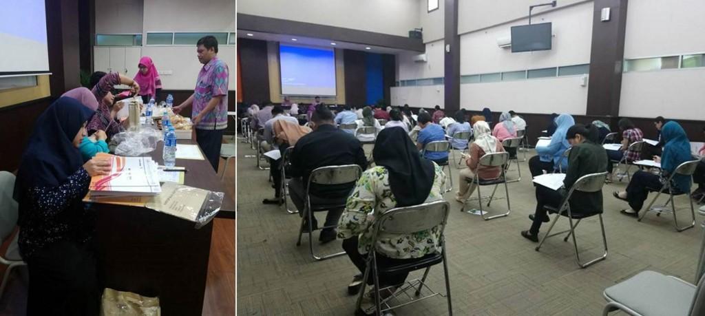 Ujian Kompetensi Sarjana Kesehatan Masyarakat