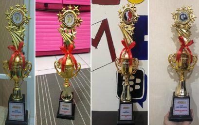 UKM Keluarga Mahasiswa Katolik Esa Unggul Borong Juara Di Ajang Mawar Cup Ke-VIII