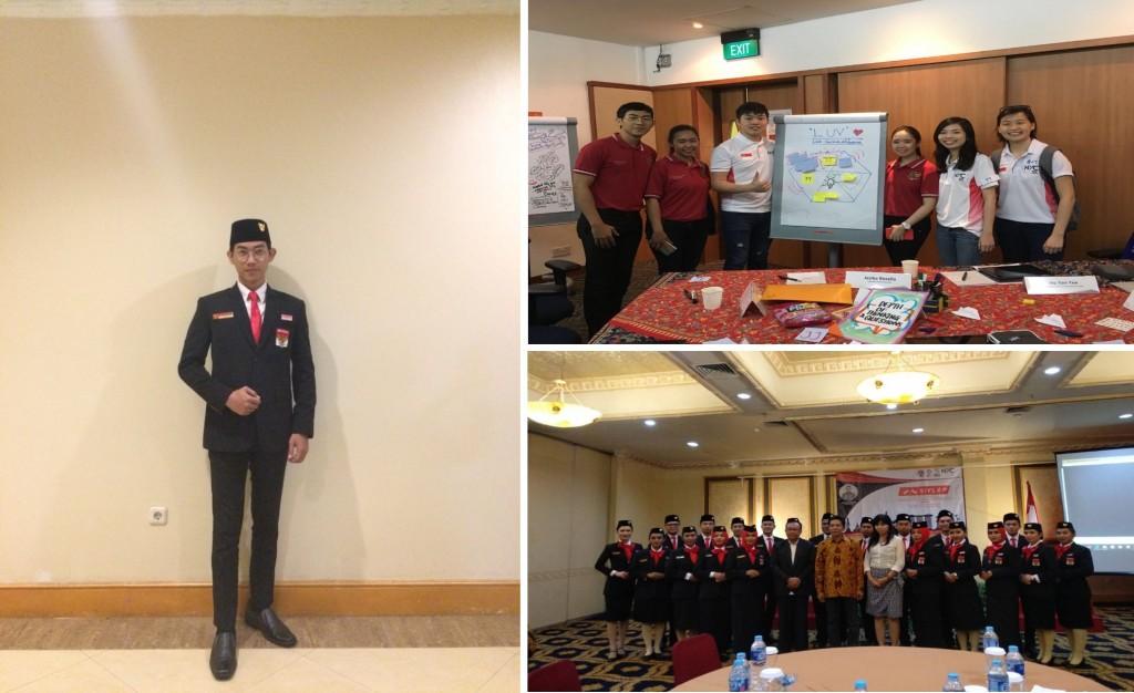 Suasana Saat Singapore-Indonesia Youth Leadership Exchange Programme (SIYLEP)