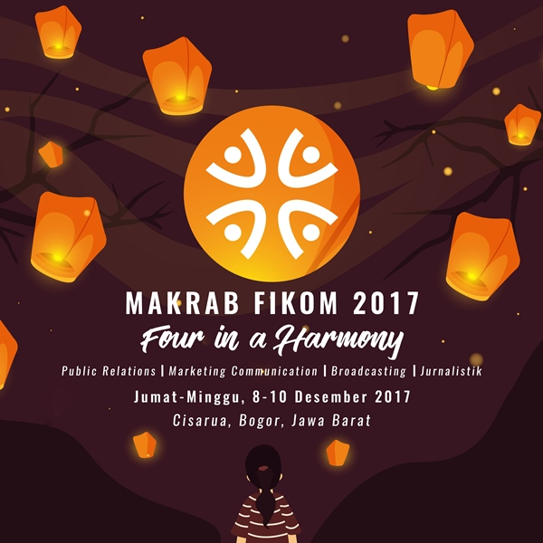 MAKRAB FIKOM 2017 Four In A Harmony