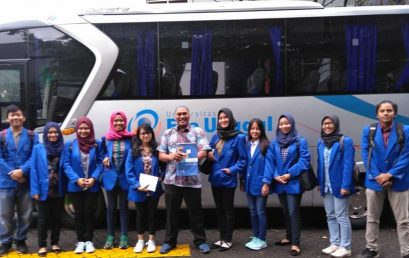 4 Team Audit Mahasiswa Fakultas Ekonomi dan Bisnis Universitas Esa Unggul Mengikuti Olimpiade BPK Audination 2017