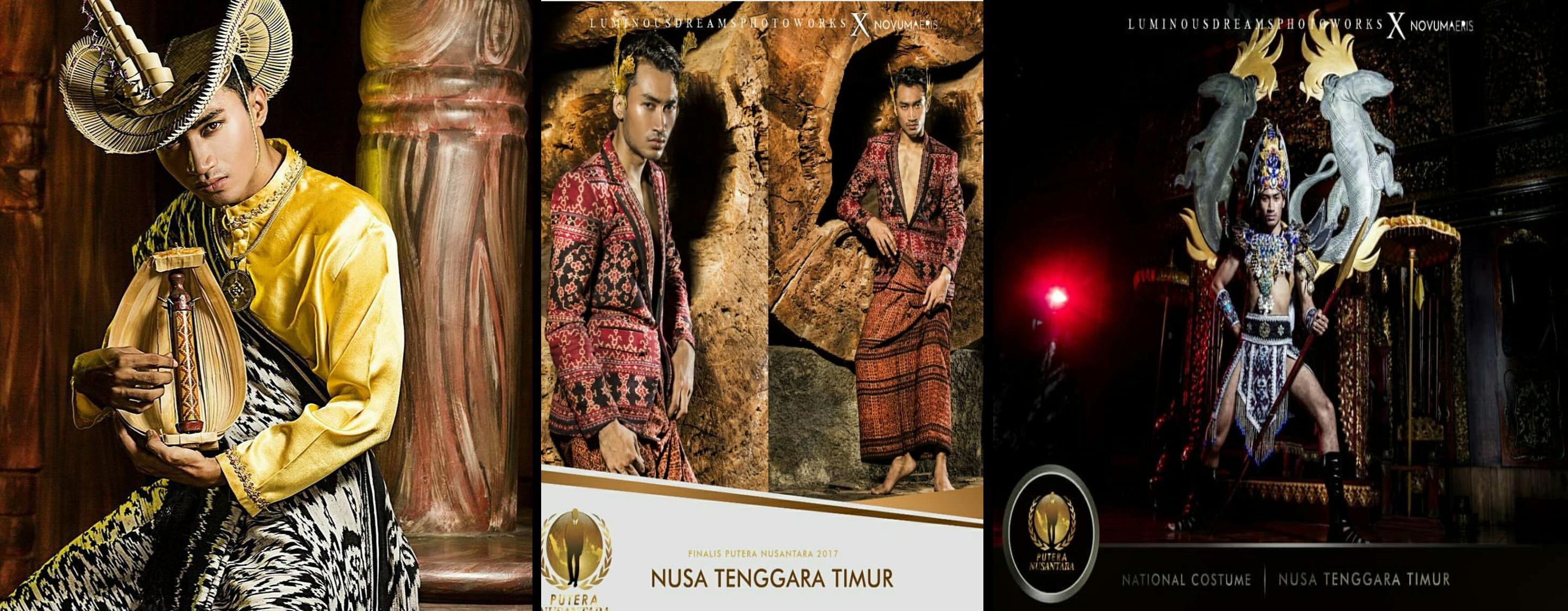 Beberapa Shoot Foto Wahyu Gunawan di Putera Nusantara
