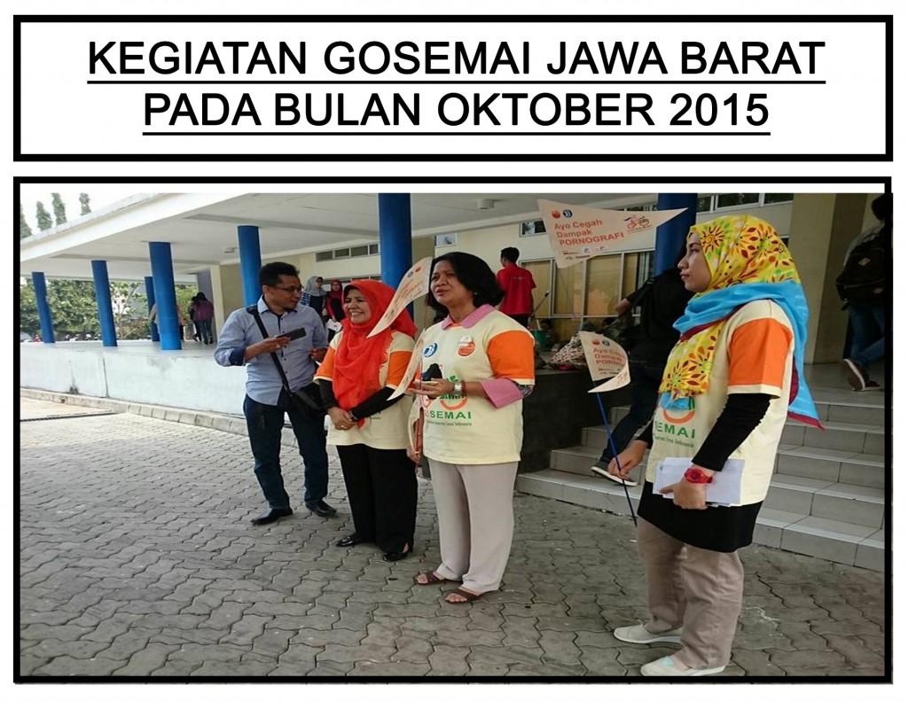Kegiatan Go semai Oktober 2015