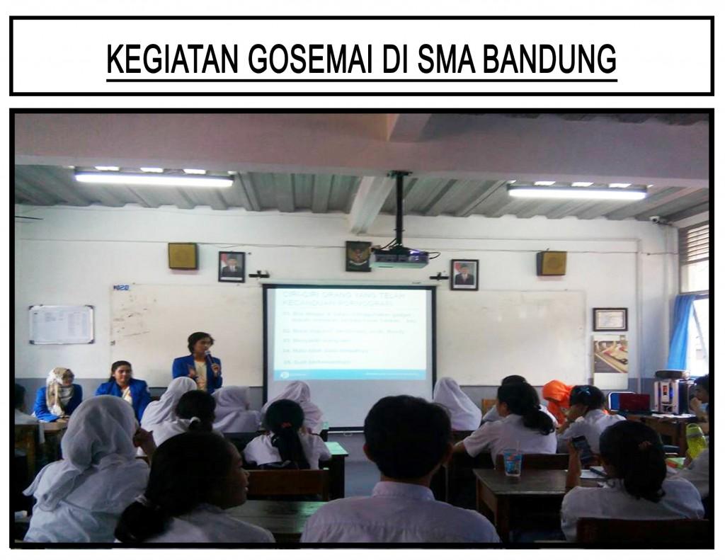 Go semai di SMA Sukabumi