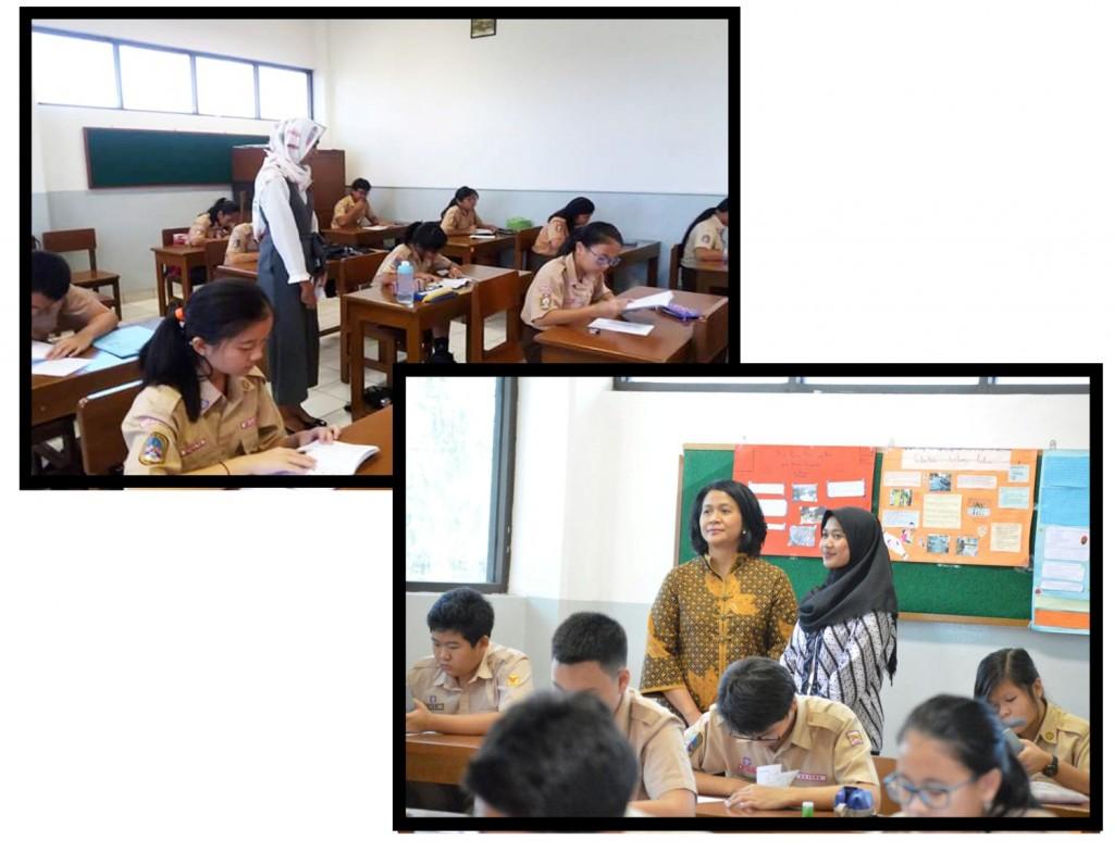 Pengabdian Masyarakat Fakultas Psikologi UEU di Sekolah St. Andreas Jakarta Barat