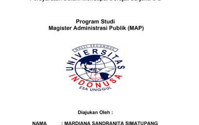 Pengaruh Pengembangan Pegawai Dan Komunikasi Terhadap Semangat Kerja Pegawai Di Sekretariat Kotamadya Jakarta Barat