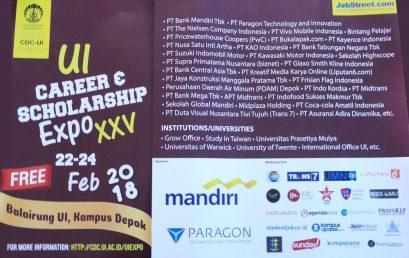 UI Career & Scholarship Expo XXV
