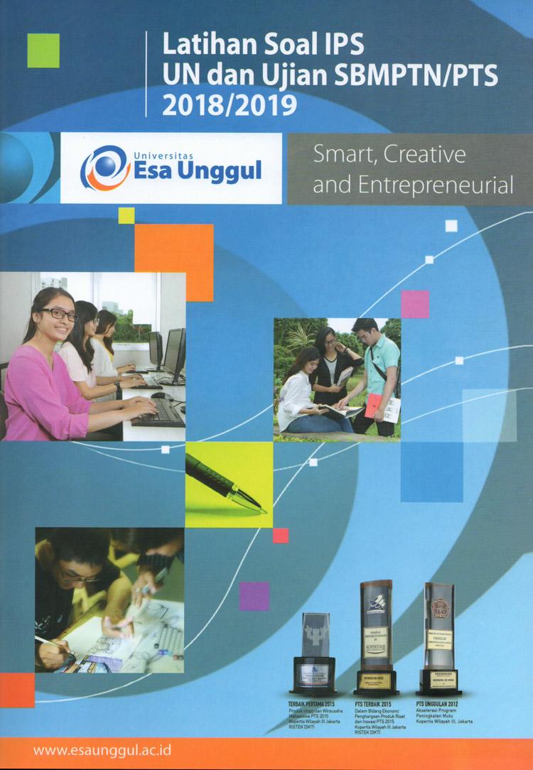 Buku Latihan Soal IPS UN dan Ujian SBMPTN/PTS 2016/2017