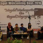 Esa Unggul Welcoming Days 2016