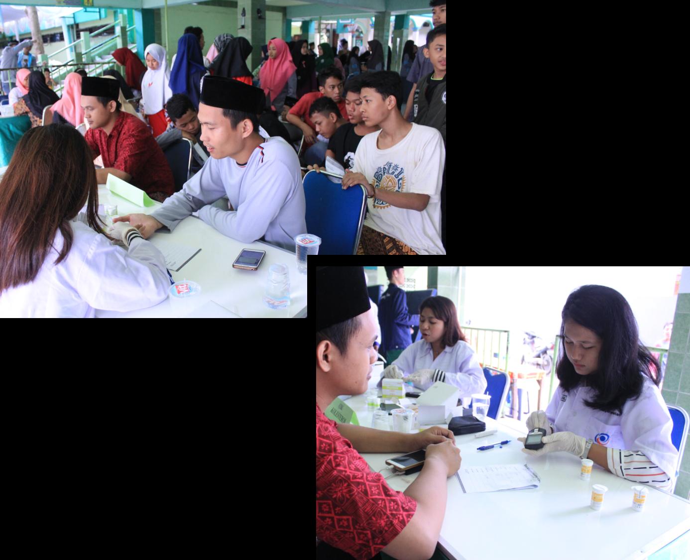 Esa Unggul Gelar Bakti Sosial dan Seminar Meriahkan Harlah Pondok Pesantren Asshiddiqiyah Jakarta Barat