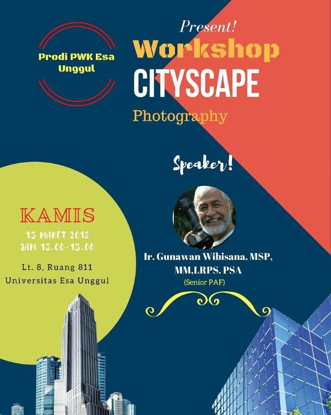 Ikuti Workshop Cityscape