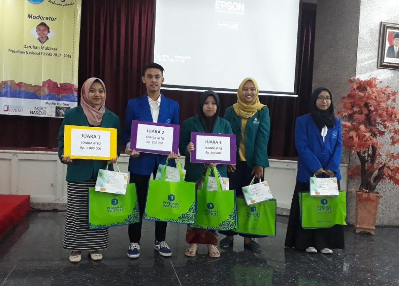 Para Pemenang dalam MTQ