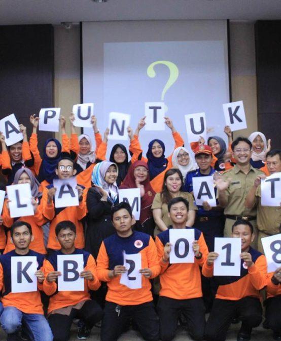 Universitas Esa Unggul Gelar Latihan Relawan Bencana bersama BPBD DKI Jakarta