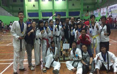 Taekwondo Esa Unggul Sabet Juara Umum di Kejuaraan Milenia Cup 2018
