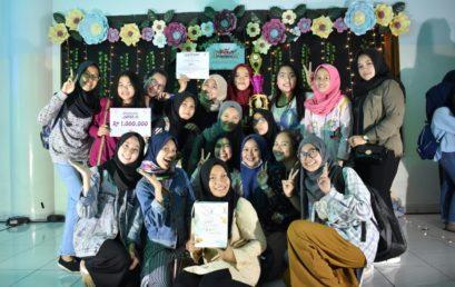 """Tari Saman Universitas Esa Unggul (Rajestee) Menjadi Juara Bertahan """"The 5th Seismograf UIN Jakarta"""""""