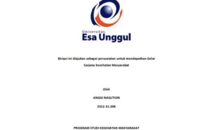Hubungan Tekanan Panas dengan Keluhan Stres Kerja Karyawan di Area Mesin PT. Navigat Energi Unit Bisnis PLTG Gunung Garuda, Jakarta Tahun 2014