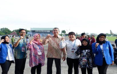 Mahasiswa Esa Unggul Ikuti KKN Merajut Nusantara Tahun 2018