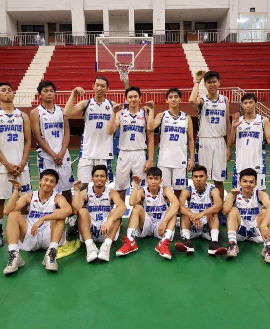 The Swans Putra Juara di HIMAKA Cup Ajang Bola Basket se-Jawa & Bali