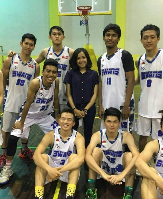 The Swans Putra Sabet Juara 2 Liga FISIP UI