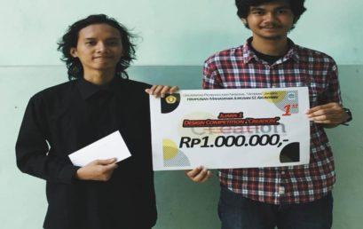Mahasiswa Desain Produk Esa Unggul Juarai Lomba Desain Logo Tingkat Regional