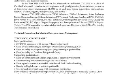PT.Talian Infodinamika