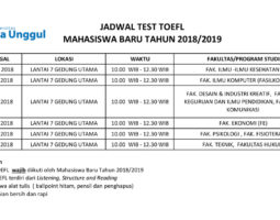 Jadwal-Test-Toefl-Mahasiswa-Baru-2018-2019