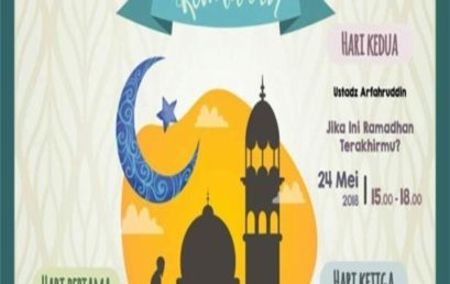 Yuk Ikuti Kajian Islam Ramadhan di Masjid Baitul Gafur UEU