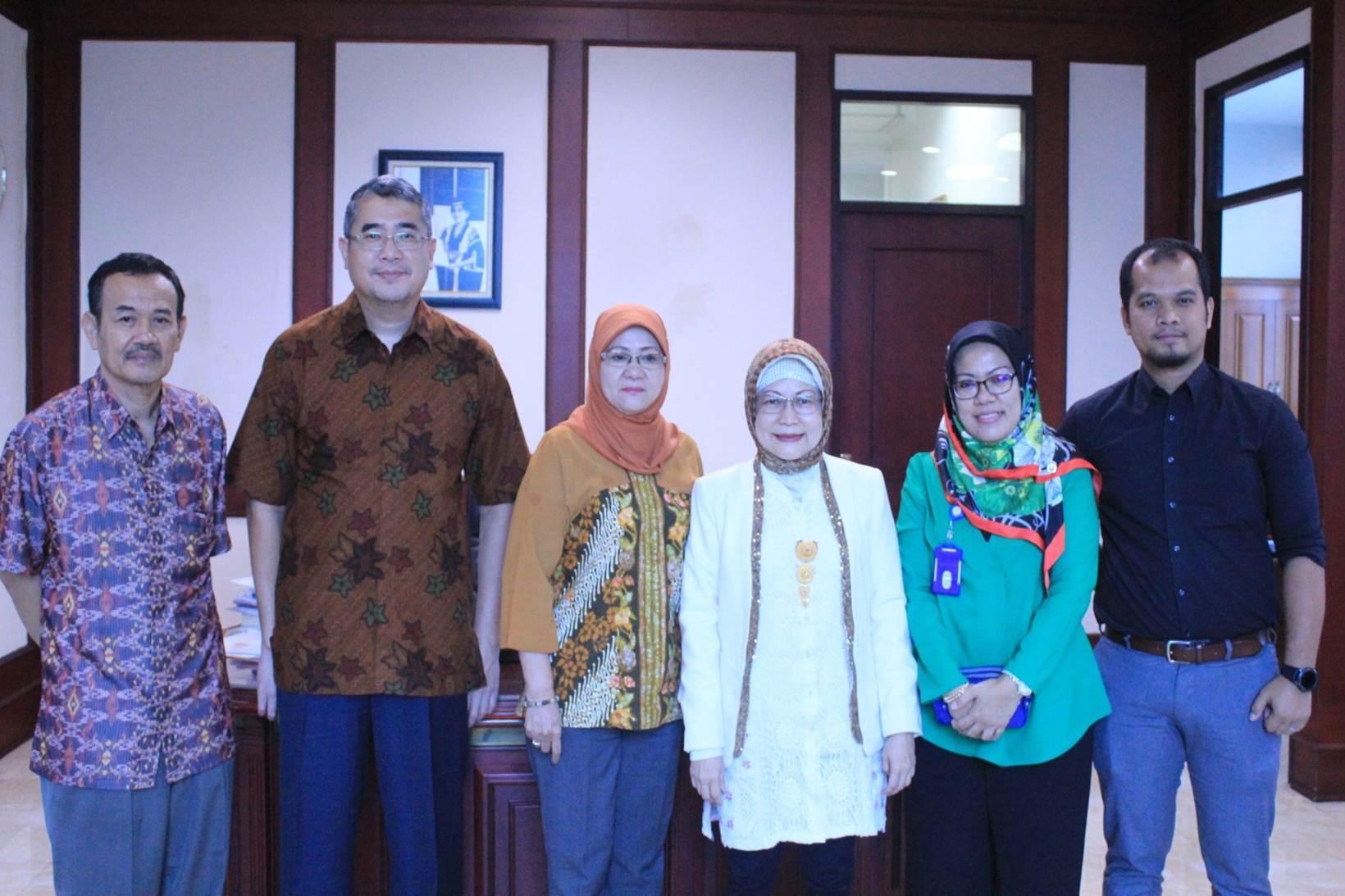 Atase Pendidikan dan Kebudayaan Manila Lakukan Penjajakan Kerjasama dengan Universitas Esa Unggul