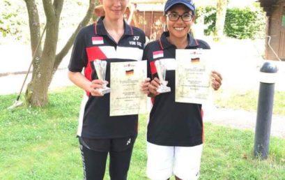 Mahasiswa FIKOM Esa Unggul Perkuat Tim Soft Tenis Indonesia di Jerman