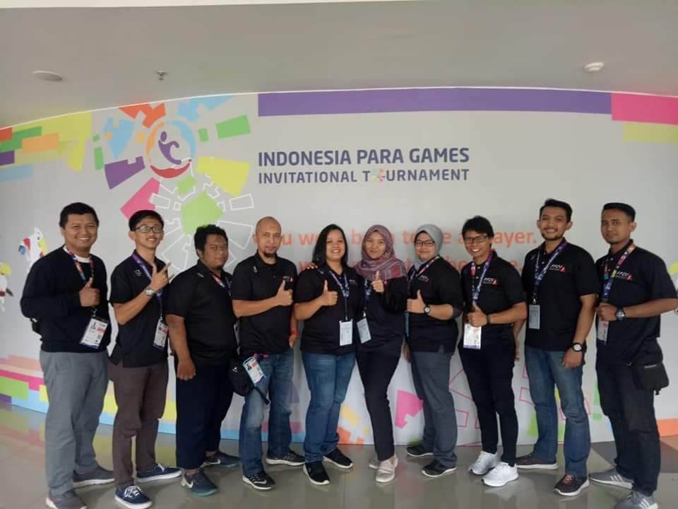 Sukseskan Perhelatan Asian Games Universitas Esa Unggul Kirim 10 Fisioterapis Dampingi Atlet