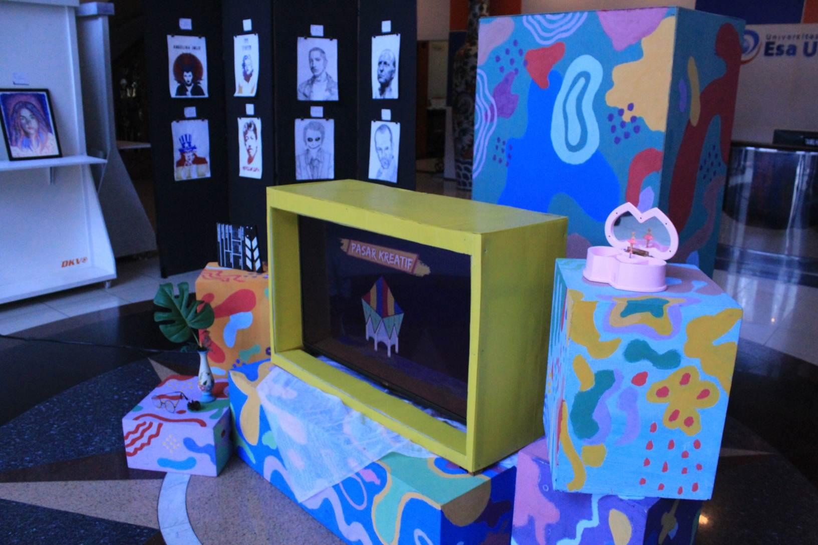 Unjuk Gigi Anak Desain di Interval Frequency 2018