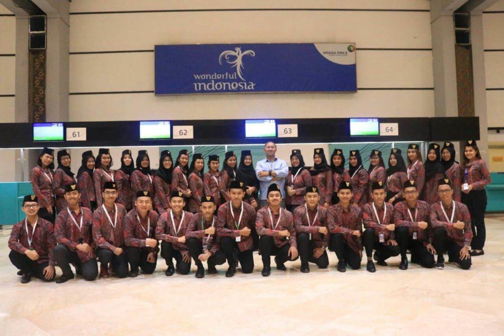 Kekompakan Tim KKN Indonesia