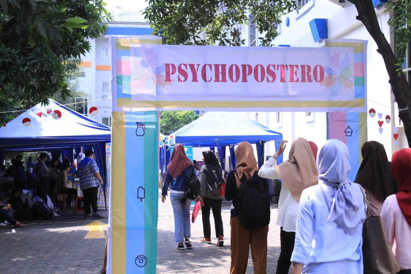 """Bincang Mengenai Cinta di Pekan Psikologi """"Psychopostero 2018"""""""