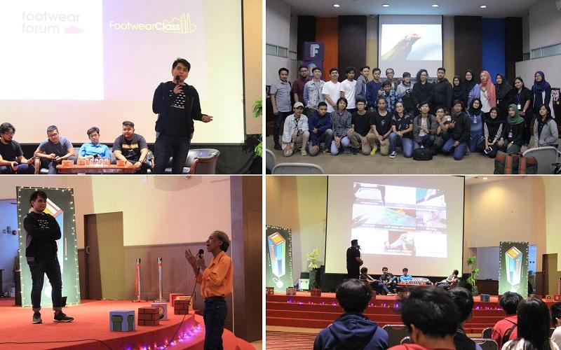 Suasana Sejumlah Seminar Interval 18
