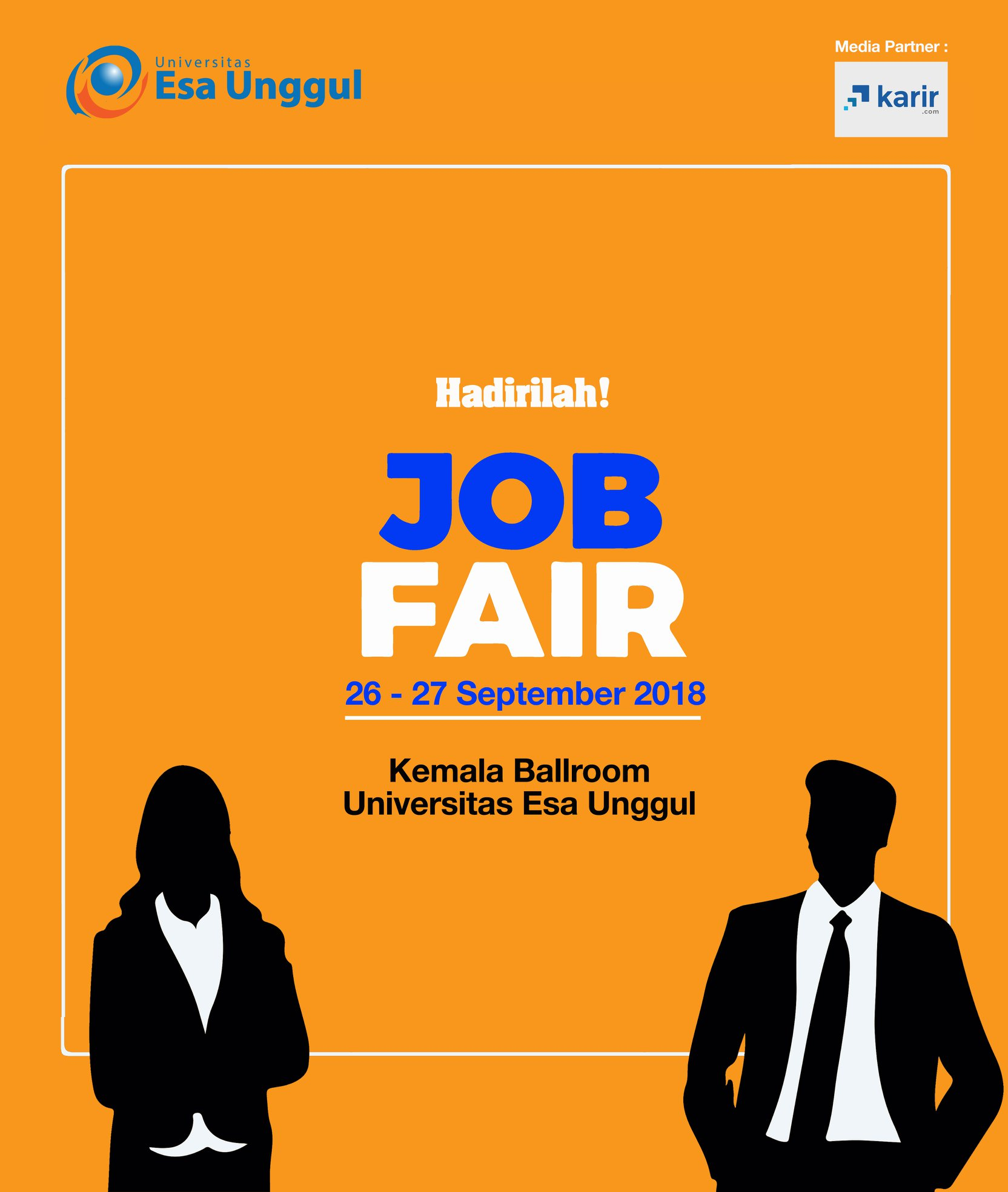 Esa Unggul Career Day & Job Fair 2018