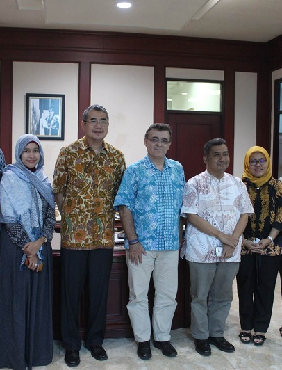 Esa Unggul University Collaborates with the University in Spain