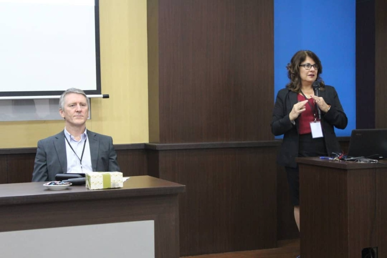 Narasumber dalam Seminar dan Workshop Fisioterapi
