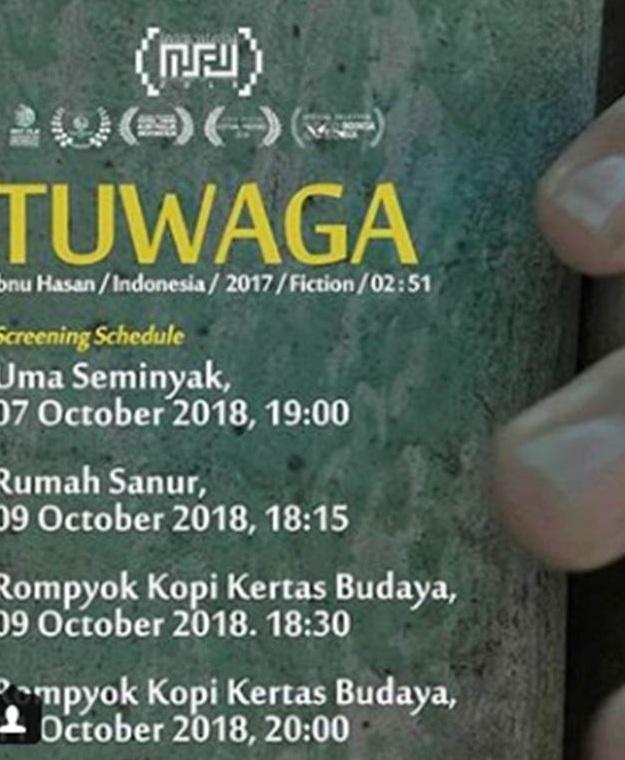 Keren, Film Karya mahasiswa Universitas Esa Unggul masuk Festival Bali Internasional Short Film