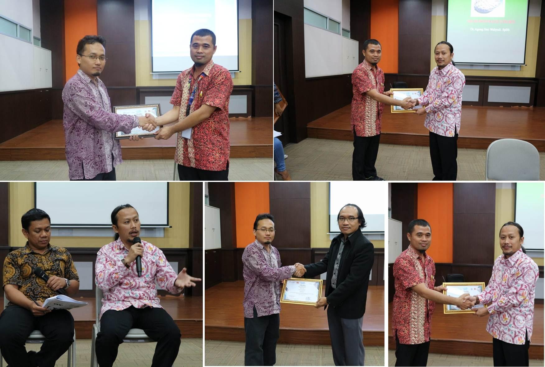 Suasana Saat Foto Bersama di Seminar dan Workshop
